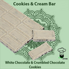 Image of Sacred Body CBD Cookies and Creme Bar