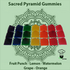 Image of Sacred Body CBD Sacred Pyramid Gummies 100mg