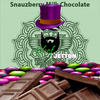Image of Sacred Body CBD Snauzberry Milk Chocolate Bar 100mg