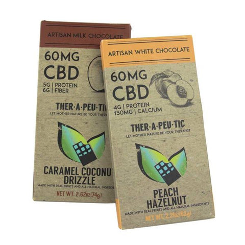 Therapeutic Treats - CBD Chocolate 60mg CBD