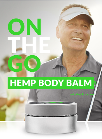 Urbal Activ Hemp Body Balm