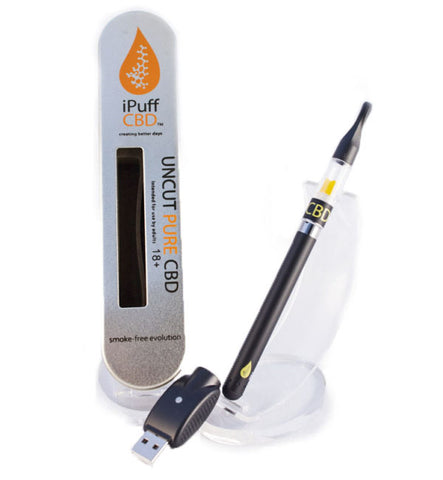 iPuff Vape 20%+ CBD Vape Kit - 250mg or 500mg