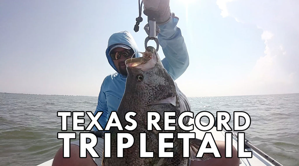 ActionHat presents: Texas Tripletail - New State Record on Fly