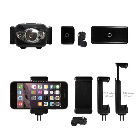 Smartphone Adapter for GoPro Mounts