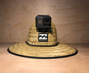 ActionHat: DO-IT-YOURSELF Kit - Hat Mount for GoPro