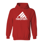 #REDFISH Classic Heavy Hoodie - Hat Mount for GoPro