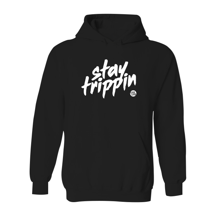 #STAYTRIPPIN TAG Classic Heavy Hoodie - Hat Mount for GoPro