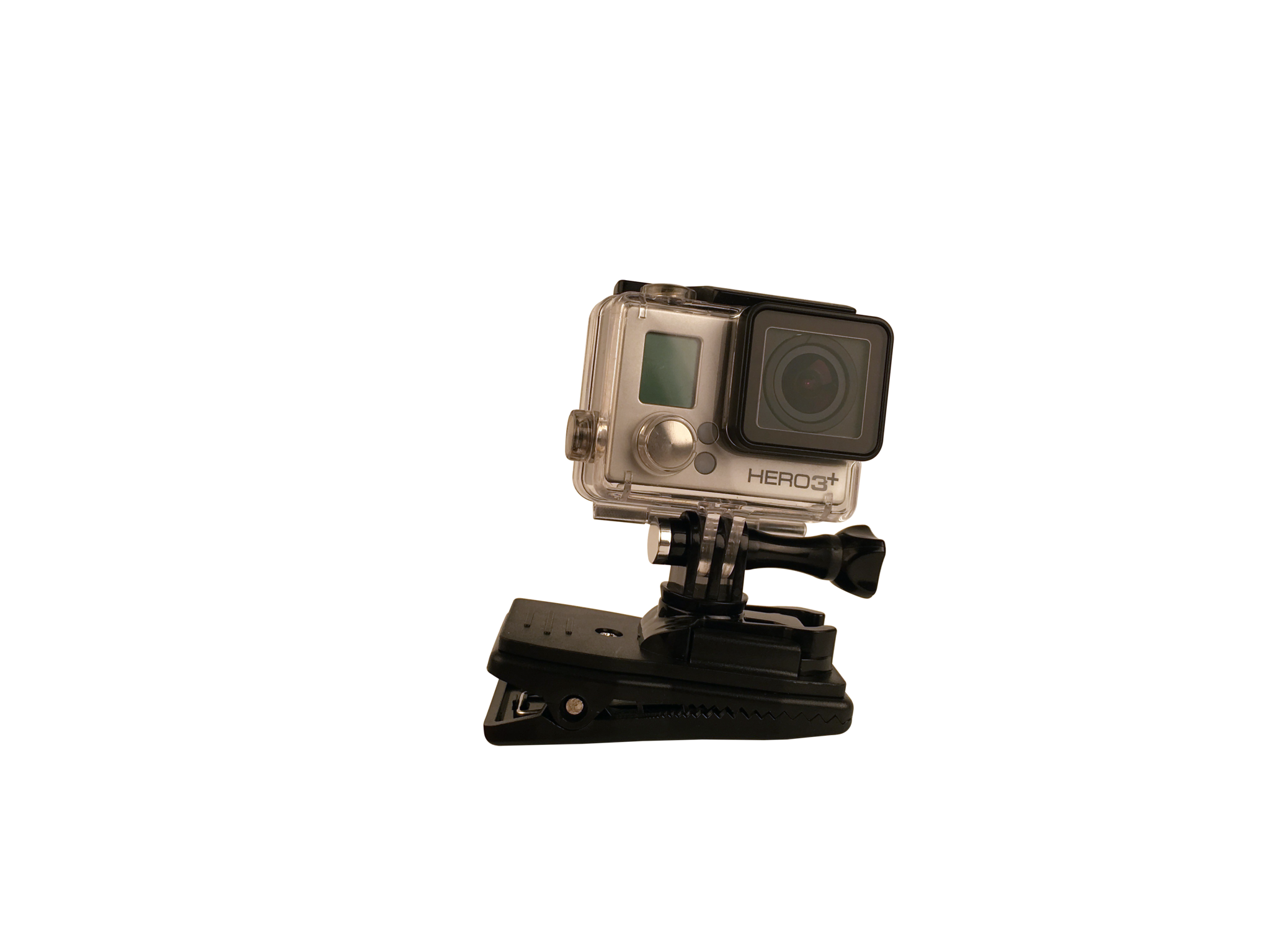 ActionClip Clip-on Mount for GoPro - Hat Mount for GoPro