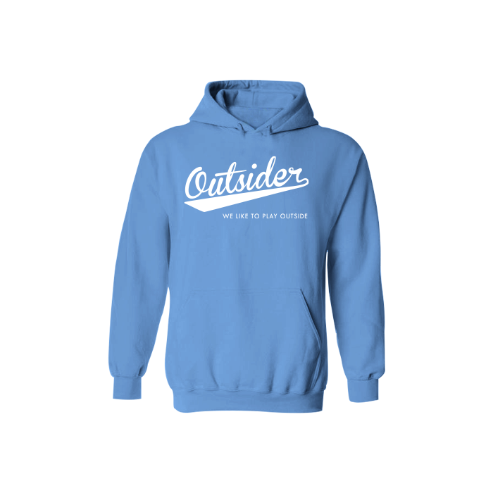 #OUTSIDER KIDS Classic Heavy Hoodie