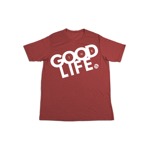 #THEGOODLIFE KIDS Soft Shirt - White - Hat Mount for GoPro
