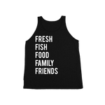 #FRESHFAM YOUTH Tank Top - Hat Mount for GoPro