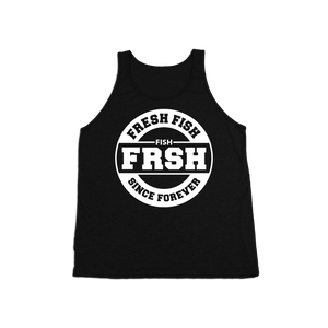 #FRESHFISH KIDS Tank Top - White - Hat Mount for GoPro