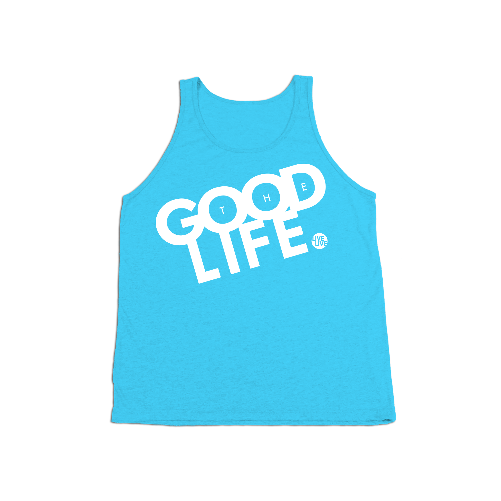 #THEGOODLIFE YOUTH Tank Top - Hat Mount for GoPro