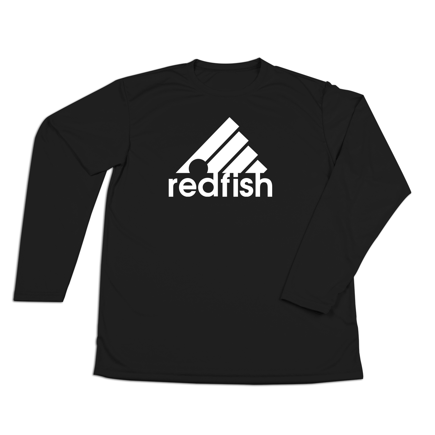 #REDFISH YOUTH Performance Long Sleeve Shirt - Hat Mount for GoPro