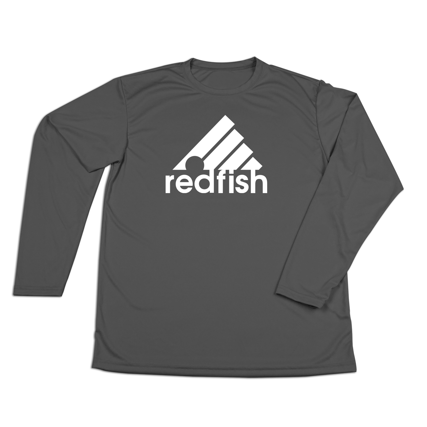 #REDFISH Performance Long Sleeve Shirt - Hat Mount for GoPro