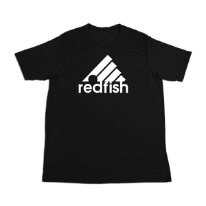#REDFISH Soft Short Sleeve Shirt - White - Hat Mount for GoPro