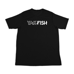 #YAKFISH Soft Short Sleeve Shirt - Hat Mount for GoPro