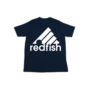 #REDFISH TODDLER Short Sleeve Shirt - Hat Mount for GoPro