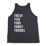 #FRESHFAM TriBlend Tank Top - Hat Mount for GoPro
