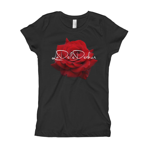 Young Rose  Girls T-Shirt