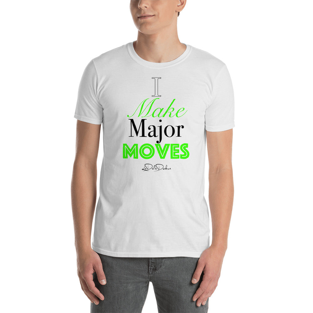 Moves (White) T-Shirt