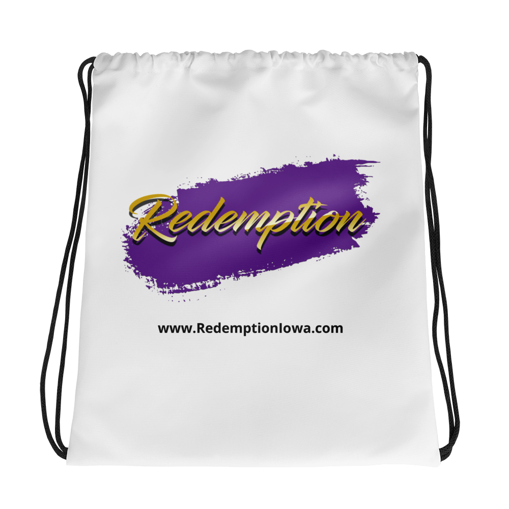 Redemption Carrying Drawstring bag