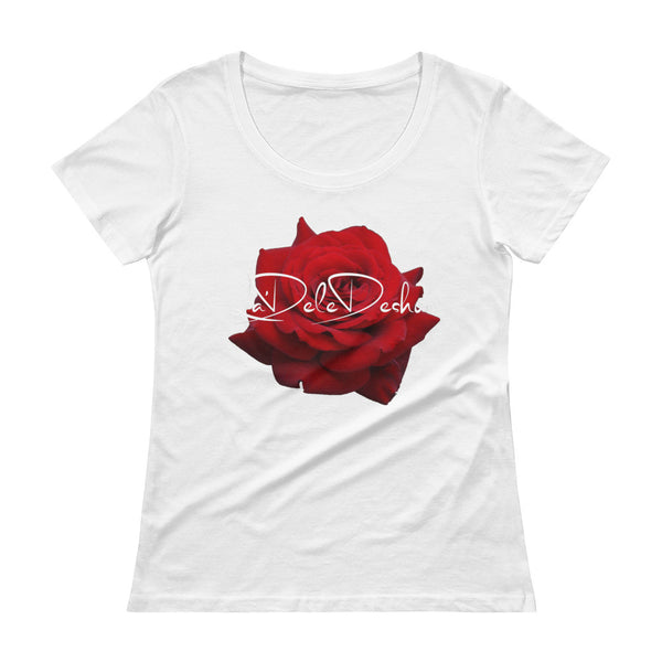 Women's Signature  (Scoopneck) T-Shirt