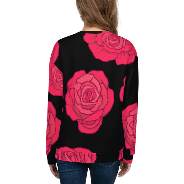 Soft Rose Sweatshirt