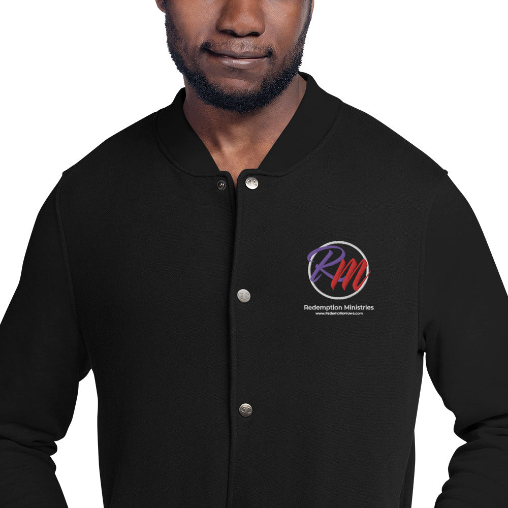 Redemption Ministries Bomber Jacket