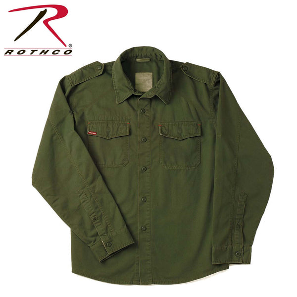 BDU Fatigue Shirts