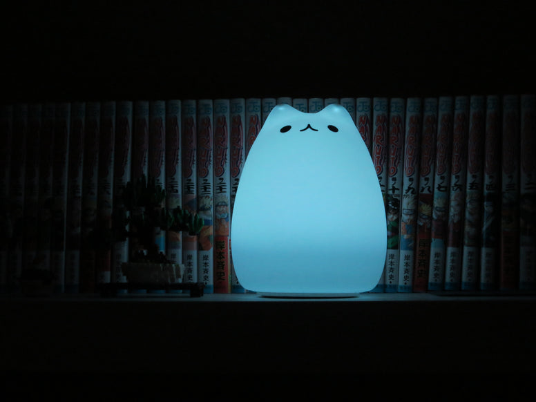 Squishy Night Light Color Changing Lamp