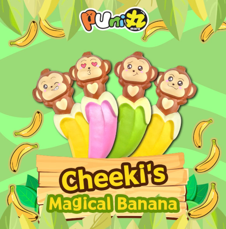 Cheeki's Magical Banana