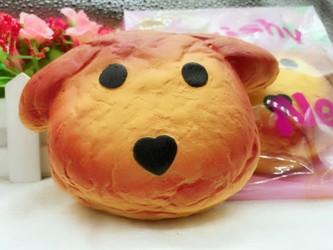 Puppy Bread Squishy
