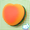 Burger Heart Squishy
