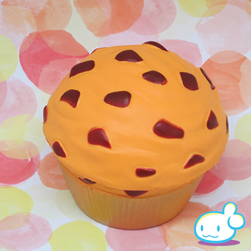 Chocolate Chip Muffin Squishy ? Squishy Party