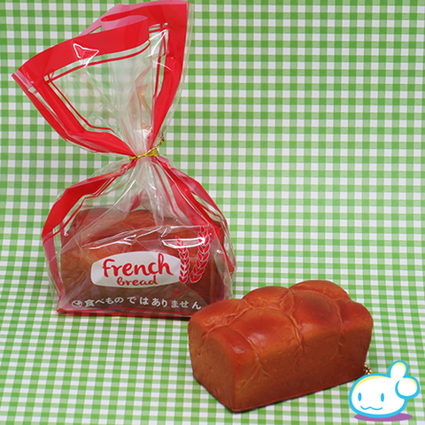 Mini French Bread Squishy