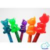 Gummy Bear Squishy Scented Pencil Topper