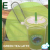 JDream Cafe Iced Coffee Latte Water Charm