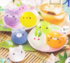 Jelly Animal Mochi Squishy Gachapon Charm