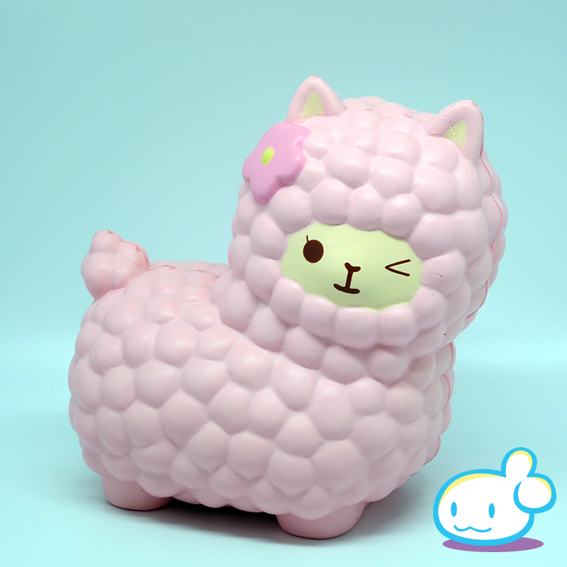 Jumbo Alpaca Squishy ? Squishy Party