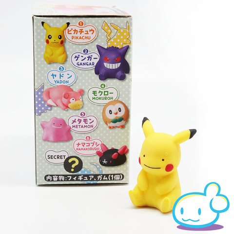 Pokemon Purupuru Japanese Mini Squishy (random blind box)