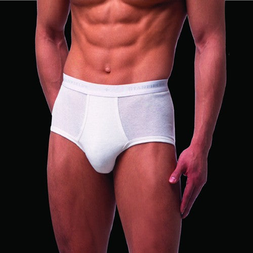 Men Pouch Briefs - cotton blend - 2 Pack
