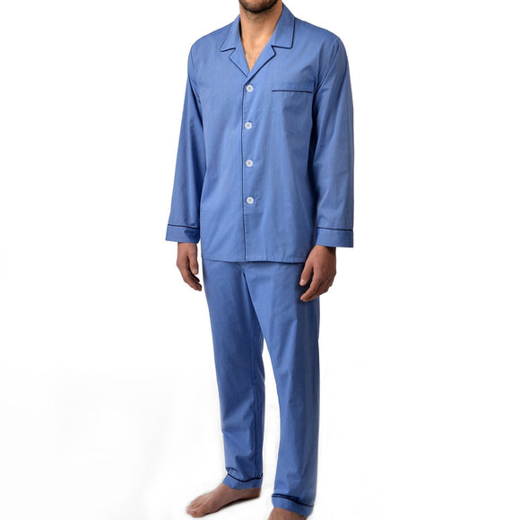 Men Pajamas Long Sleeves