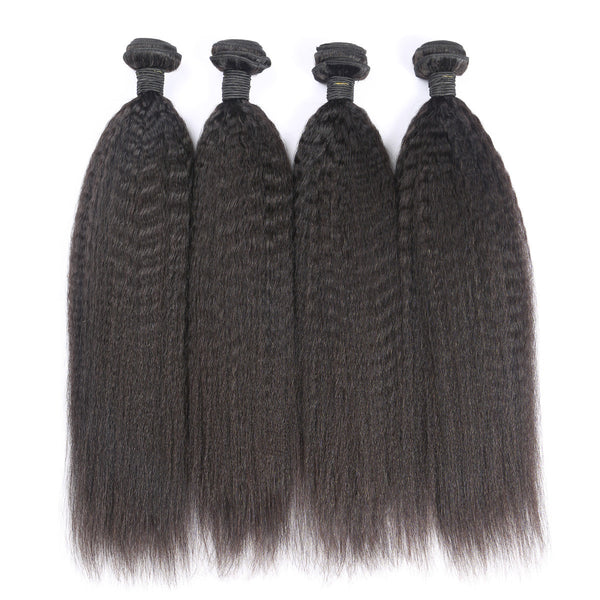 KINKY & CURLY VIRGIN HAIR BUNDLES