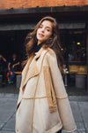 Ellady Oversized Woolen Cape Coat
