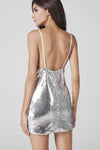 Ellady Sleeveless Sequin Party Mini Dress