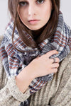 Ellady Knit Oversized Winter Warm Scarf