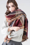 Ellady Warm Oversized Blanket Scarf
