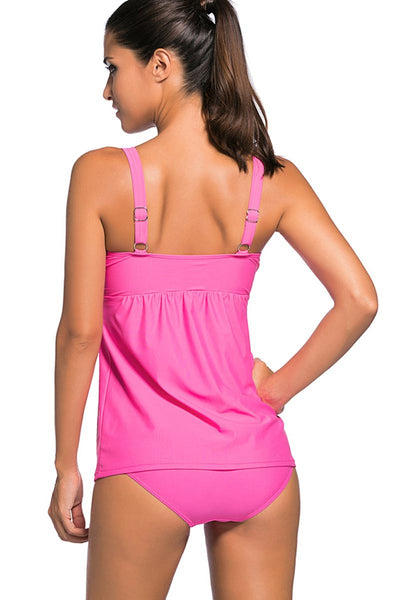 Ellady Cute Swing Tankini Swimsuit