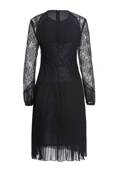 Night And Day Black Lace Dress